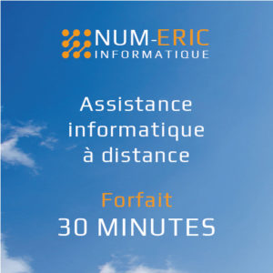 Num-ERIC INFORMATIQUE - Assistance informatique à distance