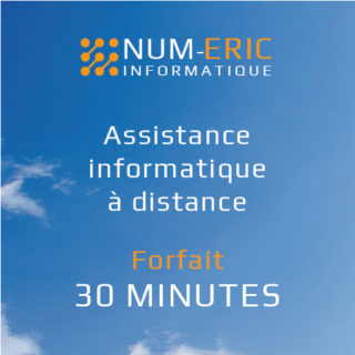 Num-ERIC INFORMATIQUE - Assistance informatique à distance